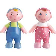 HABA Little Friends Babys Marie und Max 302010 Puppe Biegepuppe + BONUS