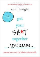 Get Your Sh*T Together Journal - Knight, Sarah - New Book