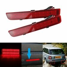 Red LED Range Rover Freelander LR2 L322 Rear Bumper Reflector Brake Stop Light