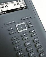 Telekom IP620 IP-Telefon Schwarz Kabelgebundenes Mobilteil TFT - Plug-Type C (EU