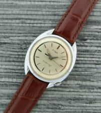 Vintage Titan Japanese Ricoh 130E / Hamilton 505 Electric Men's Wristwatch Runs
