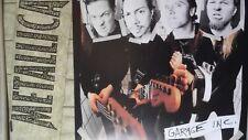 Vintage Metallica poster 61cm x 91cm