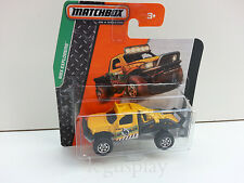 Matchbox Diecast 1/64 BFJ20-0818 Rock Shocker - MBX Explorers