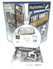 TONY HAWK'S UNDERGROUND SKATE - Playstation 2 Ps2 Play Station Gioco Game