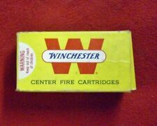 Vintage Winchester Cartridge Box .38 Special