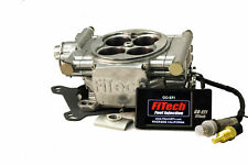 NEW FITECH 30001 FUEL INJECTION UNIVERSAL GO EFI 4 FUEL INEJECTION KIT