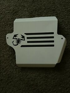 Fiat 500 Abarth Engine Cover