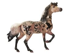 Breyer Model Horses Traditional Size Nevermore #1800 2018 Halloween Limited Ed