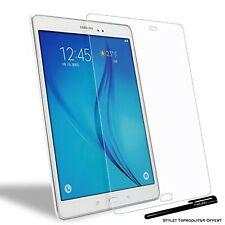 Film de protection 2.5D Verre trempé pour Samsung Galaxy Tab A 9.7 T550 T555