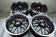 17 wheels Sonata Tiburon Prius C Corolla xB Forenza Lancer CL 4x100 4x114.3 Rims