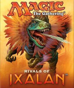 MTG - Rivals of Ixalan - 1x Complete Uncommon / Common Set - NM