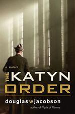 The Katyn Order: A Novel-ExLibrary