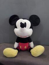 Disney - Grande Peluche MICKEY géant   ( Haut:70 cm )