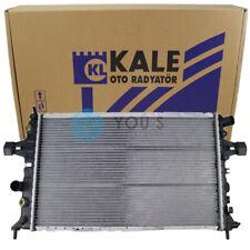 Kale Radiator Engine Cooling Opel Vectra B (36) 1.6 I/1.8 I/2.0 Di / 2.2 Dti / I