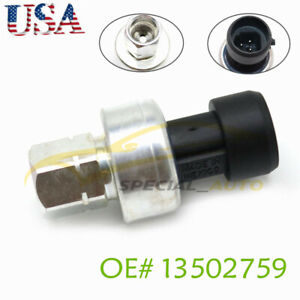 AC Pressure Switch for Buick / Cadillac / Chevrolet / Ford / GMC/Hummer 13502759