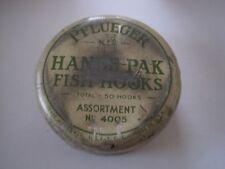 Pflueger Fish Hooks Tin