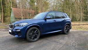 Winterräder BMW X3 IX3 G08 + RDK mit Pirelli Runflat Reifen