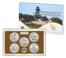 2018 S National Parks America the Beautiful Mint Clad Proof Set in the Box w/CoA