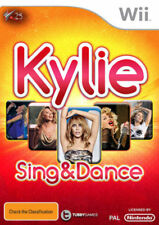 Kylie Sing & Dance Nintendo Wii