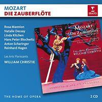 William Christie - Mozart: Die Zauberflote [CD]