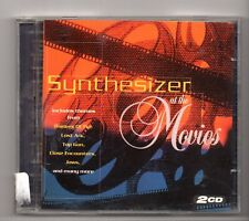 (IX957) Synthesizer At The Movies, 35 tracks - 1997 double CD