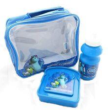 Disney Monsters University Children's 3 Piece Lunch Bag Set