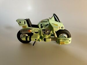 Vintage Robotech S Bernard Armored Cyclone Motorcycle Scott Matchbox 1985