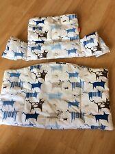 Stokke TRIPP TRAPP Seggiolone Cuscino Bianco con Motivo Animale usati