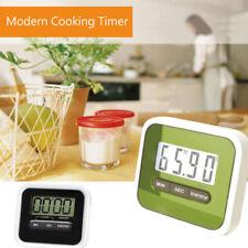 Minuteur LED Electronique Magnétique Cuisine Digital Alarme  Magnétique Timer