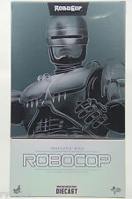 Hot Toys MMS-202 D04 1/6 Robocop with Sound Effect Diecast Collectible Figure