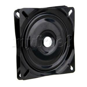 15.2cm Length Steel Ball Turntable Bearing Square Swivel Plate for Chair Table