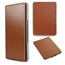 Amazon étui cuir marron pour Kindle