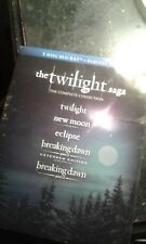 Twilight movies 5discs,BlueRay brand new