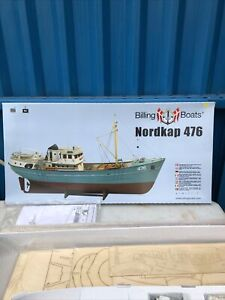 Billing Boats Nordkap 476 Model Boat kit wooden model