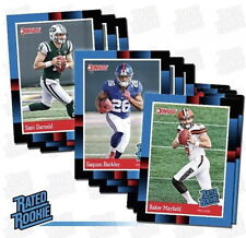 2018 DONRUSS PANINI INSTANT RATED ROOKIES 40 CARD SET BARKLEY MAYFIELD JACKSON +
