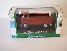 Volkswagen T1 Pick Up 1:43 Cararama