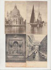 VENICE VENISE VENEZIA ITALY ITALIE 600 CPA (mostly pre-1920)