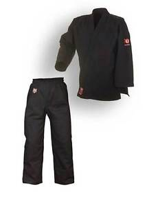 "Ju-Jutsu Anzug Ju-Sports ""Cayon"" SV-Anzug schwarz - Jiu-Jitsu Gi black"