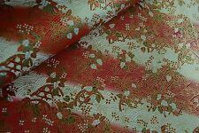 Tradizionale giapponese Chiyogami Washi Yuzen Paper (YE17) ~ foglio di grandi dimensioni 61 x 45 cm