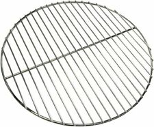 HEAVY DUTY STAINLESS STEEL BBQ REPLACEMENT ROUND COOKING GRILL 44.5CM fits WEBER