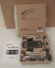 Califone AV2 Handheld MP4 Game System (New)