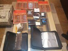 81 Mini Discs Minidisk TDK & Maxwell sony Recordable sealed/used