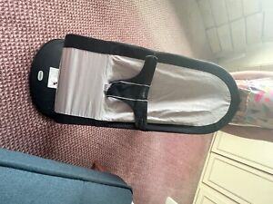 Black and grey baby bjorn bouncer chair used good condition