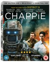 Chappie 4K Ultra HD Nuovo UHD (UHDR6385UV)