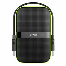 """Silicon Power A60 2TB Waterproof Shock Resistant 2 TB 2.5"""" External Hard Drive"""