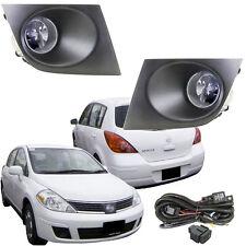 Car Auto Accessories Fog Lamp Light For VERSA Nissan Tiida 2009 2010 2012 2013