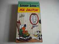 K7 VHS / CASSETTE VIDEO - LUCKY LUKE / MA DALTON 1