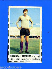 CORRIERE DEI PICCOLI 1966-67 - Figurina-Sticker - BORANGA - FIORENTINA -New
