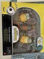 NEW MINIONS MARTIAL ARTS MINIONS THE RISE OF GRU MOVIE MOMENTS 2 FIGURE PACK