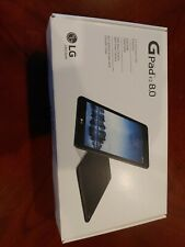 LG G Pad F2 8.0 16 GB Android Tablet - LG-LK460 Original Box - NEW !!!